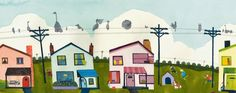 From: TELEPHONE by Mac Barnett, illustrated by Jen Corace