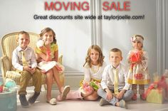 MOVING SALE! Great discounts site wide at http://taylorjoelle.com