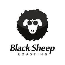 Black Sheep Roasting logo_hi res jpg Blueberry Scones, Vegan Blueberry, Canned Blueberries, Frozen Blueberries, Sheep Logo, Logo Luxury, Vegan Scones, Gluten Free Flour Mix, Scones Ingredients