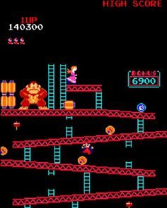 apple watch wallpaper Nintendo donkey kong