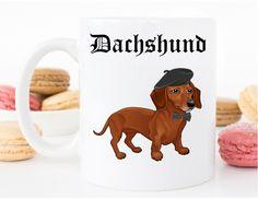 Dachshund Doxen Weiner Word Art Dog Owner Gift Childrens Girls Short Sleeve Ruffles Shirt T-Shirt for 2-6T