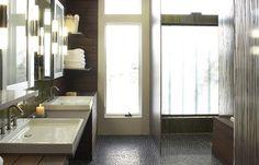 Bathroom Design | Kohler Master Bath | San Franciscos Green Bathroom | ShopStudio41.com