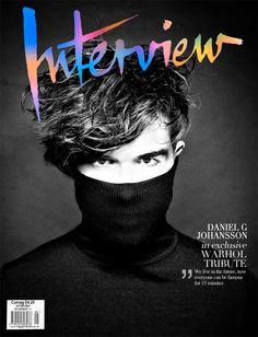daniel g. johansson #interview #magazine