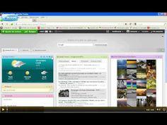 Comment fonctionne Netvibes? Desktop Screenshot, Tutorials