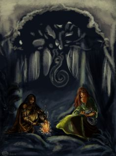 Clodagh and Cathal by ~Dawrei on deviantART