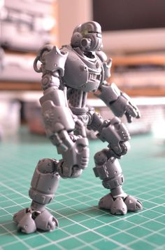Beasts of War, Warhammer 40K, Warmachine, Flames of War, Wargaming News, Boardgames | Groups | Hobby & Painting Town Square | Forum | Kitbash and Conversion – Knight Update & Light Box