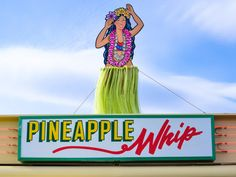Pineapple Whip is a familiar summer destination for many people in Springfield, Mo. But even in the depths of winter, long lines have turned out for the treat.