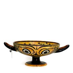 Visit us on www. Greek Pottery, Black Figure, Corinthian, Mythical Creatures, Decorative Bowls, Period, Two By Two, Magical Creatures, Mythological Creatures