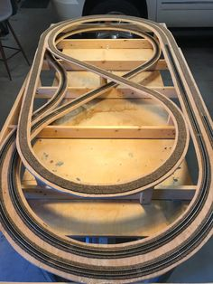 N Scale Train Layout, N Scale Layouts, N Scale Model Trains, Model Train Layouts, Scale Models, Minitrix Spur N, Lego Train Tracks, Model Railway Track Plans, Train Platform