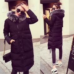 5f5f03735 63 Best seriously warm below knee hooded winter coat images in 2019 ...
