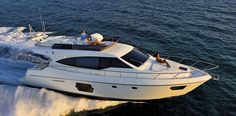 The Feretti Group Displays Seven of its models at the 2012 Rio Boat Show.  In Pier Mauà, new location in the center of Rio de Janeiro, six crafts by Ferretti Yachts will be on display: Ferretti 530, Ferretti 620, Ferretti 660, Ferretti 750, Ferretti 830 and the flagship Ferretti 881, showing the great variety of the range offered to the Brazilian market by the historic brand of the Group;  http://www.luxuriousmagazine.com/?p=13339
