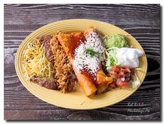 Yummy food at Rancho del Zocalo in Frontierland at Disneyland