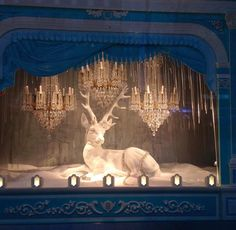 Tiffany Paris Christmas window