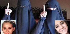 Le due ragazze austriache che erano partite per la Siria per combattere con l'Isis ora vorrebbero tornare a casa.