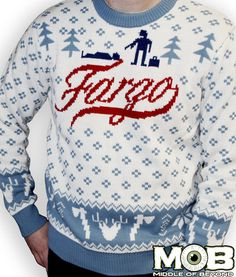 Fargo Knit Sweater – Middle of Beyond