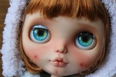 Realistic Eyechips for Blythe dolls