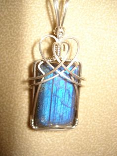 Wire Wrapped Jewelry Lesson via Skype