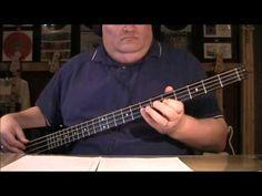 Fleedwood Mac Dreams Bass Cover