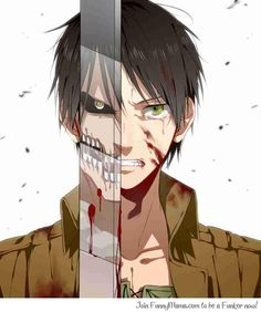 Attack on Titan - Shingeki No Kyojin (Eren)