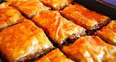 Zelf baklava maken - De moderne huisvrouw