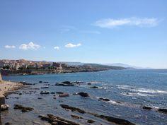 Soleil et balade à @Alghero, Sardaigne, ALGHERO