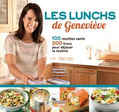 Salade de lentilles aux pommes | Geneviève O'Gleman – Dt.P. Nutritionniste