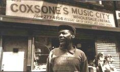 Coxsone Dodd- Jamaica Music pioneer