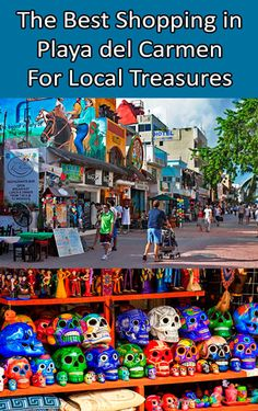 When it comes to choosing the best Playa del Carmen shopping options for your tastes, consider the following hot spots and popular finds!