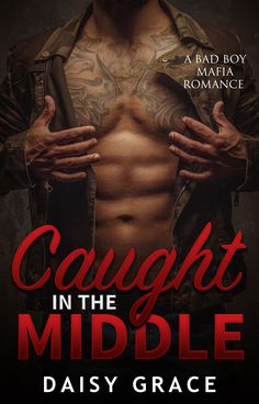 Caught by the Middle - Daisy Grace Romance Ebook Cover
