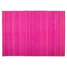 Pink Wool Rug - Rugs - Decor | Zara Home United States of America