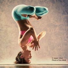 Yoga Teacher Briohny Smyth by CalumetPhoto on 500px