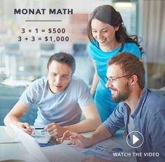 Monat Modern Math - how do YOU get paid