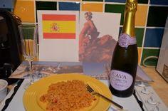 Spain tastes like paella, Cava & sunshine #tastingspain