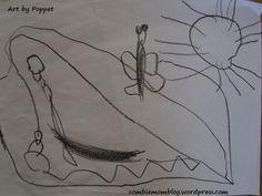 Wordless Wednesday - Art by Poppet Mom Blogs, Confessions, Wednesday, My Favorite Things, Art, Craft Art, Kunst, Gcse Art, Sanat