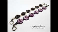 "Tutorial bracciale ""CUTE AND EASY"""