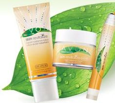 New Avon Skincare Product: Avon Elements Skin Revitalize replaces Avon Solutions Total Radiance. Available for purchase in Avon Campaign 13 2013.