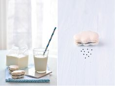 ... Macarons on Pinterest   Macaroons, Raspberries and Making Macarons