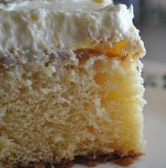 FLAVOR of hawaiian wedding cake..YUM!
