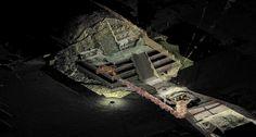 Archäologen entdecken Tunnel unter der Pyramide in Teotihucan