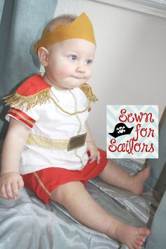 Disney Cinderella Prince Charming inspired shirt and shorts set/costume/dress up boy outfit sizes 1,2,3,4