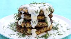 Looking for an easy dinner recipe? Our Zucchini Fritters make the perfect side or snack.