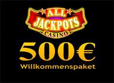 Im All Jackpots Online Casino können Sie in Ihrer ersten Woche insgesamt Boni von bis zu 500€ erhalten. Stellen Sie sich vor, wie viel Sie hiermit spielen können! Jackpot Casino, Neon Signs, Playing Games