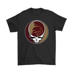NCAA Football Texas State Bobcats x Grateful Dead Shirts - NFL T-Shirts Store  nfltshirt.com/ #GratefulDead #NCAA #T-shirt