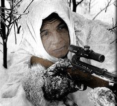 Red Army sniper - Stalingrad