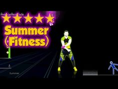 Just Dance 2015 - Summer (Fitness) - Alternative Mode/Choreography - 5* Stars - YouTube
