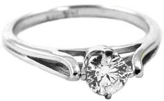 kinda love that I found an environmentally friendly engagement ring with meaning, simplicity, and beauty.