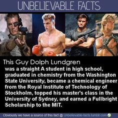 A graduate in chemistry from Washington State University, chemical engineering from the Royal Institute of Technology in Stockholm and the University of Sydney in Sydney, Australia in 1982, Lundgren holds a rank of 3rd dan black belt in Kyokushin Karate and was European champion in 1980 and 1981. While in Sydney, he became a bodyguard for Jamaican singer Grace Jones and began a relationship with her. They moved together to New York City, where after a short stint as a model and bouncer at…
