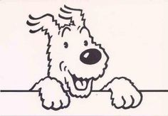 Boxing Day Sale - Off Everything - New Item Lines. Fox Terriers, Wire Fox Terrier, Tin Tin Cartoon, Asterix Y Obelix, Ligne Claire, Bd Comics, Snoopy, Space Crafts, Graphic Illustration