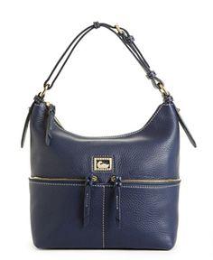 Dooney & Bourke Handbag, Dillen Zipper Pocket Small Sac