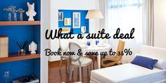Blue Suite Dining Rooms | HK J PLus Hotel